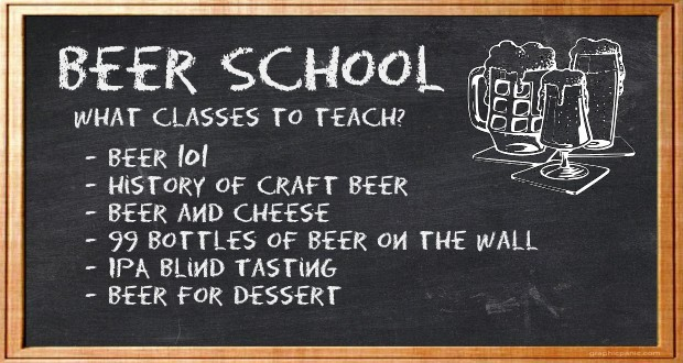 Beer School Survey