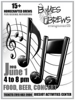Blues & Brews for Dickinson State Alumni Foundation