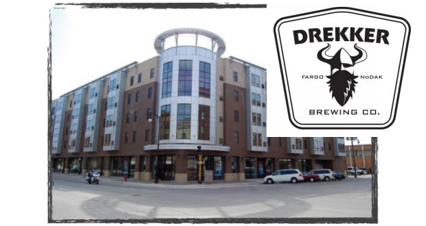 Drekker Brewing Announces Downtown Fargo Location