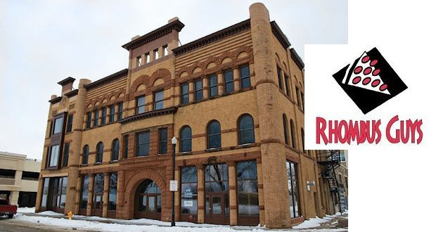 Rhombus Guys Transforming GF Opera House into a Brewpub