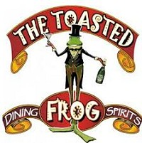 New Belgium Beer Dinner a the Toasted Frog